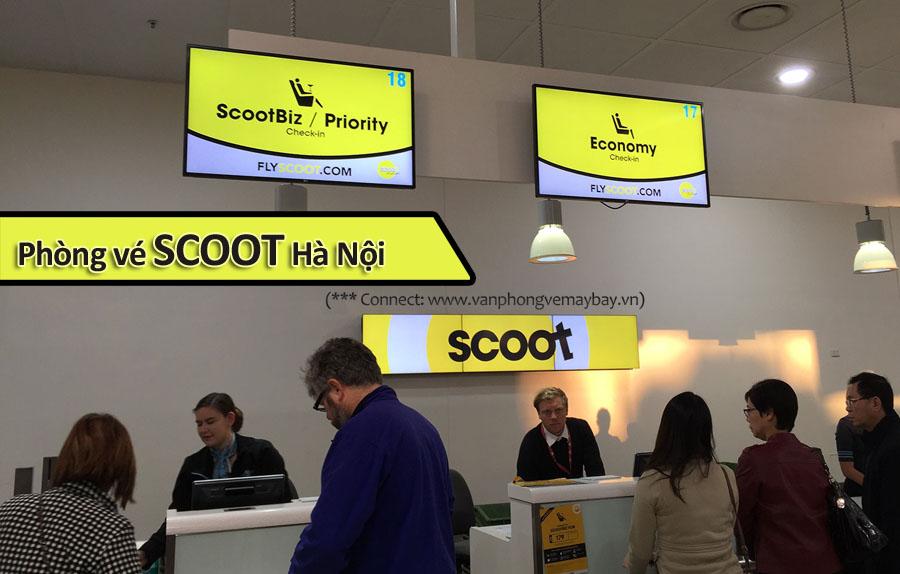 Văn phòng Scoot Hà Nội