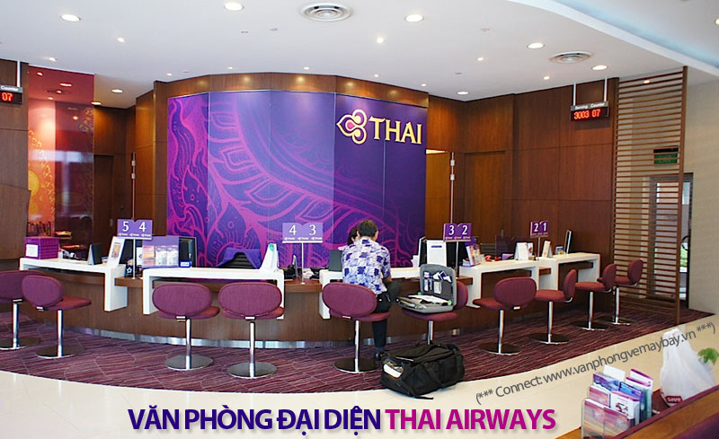 Thai Airways Office