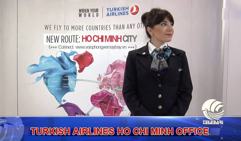 Turkish Airlines tại TPHCM