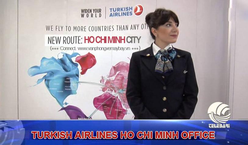 Văn phòng Turkish Airlines tại TP HCM