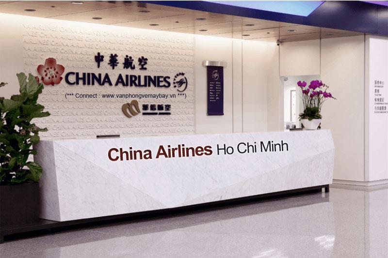 China Airlines tại TP Hồ Chí Minh