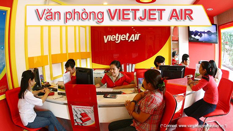 Văn phòng Vietjet Air