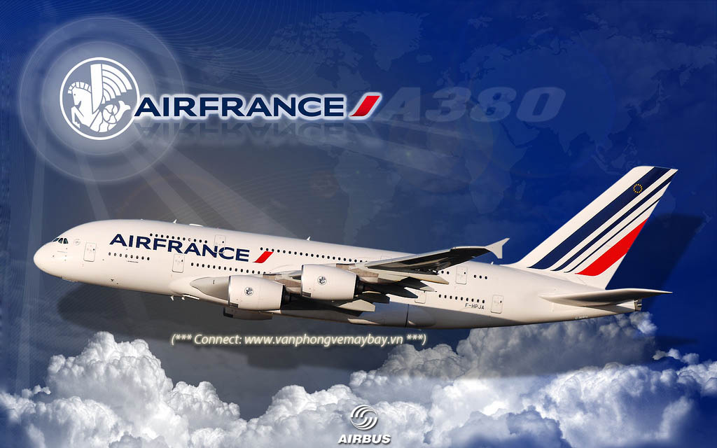 Vé máy bay Air France giá rẻ
