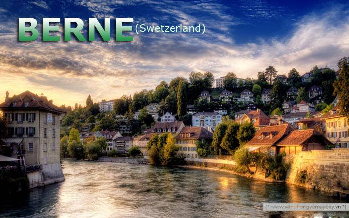 Vé máy bay đi Bern giá rẻ