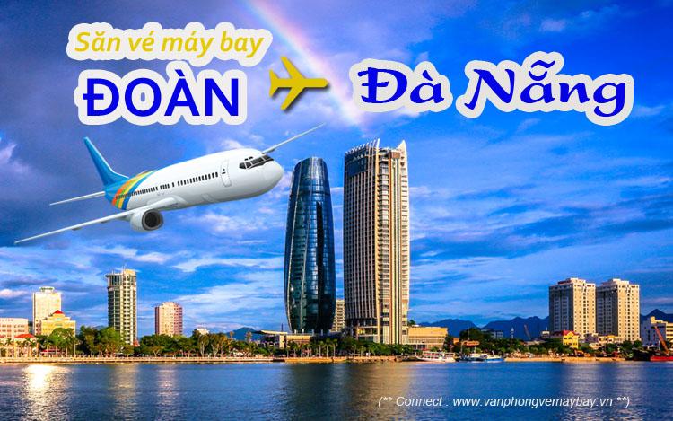 Vé máy bay đoàn đi Đà Nẵng