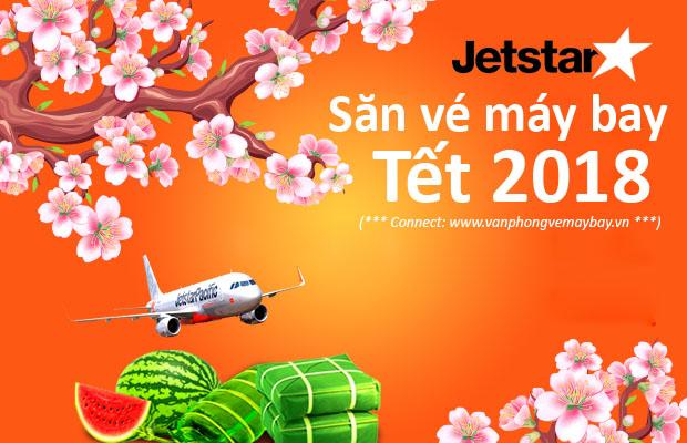 Vé tết Jetstar Pacific